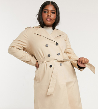 Fashion Union Plus trench coat