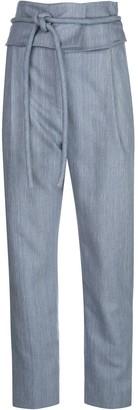 Rosie Assoulin Obi high-waisted trousers