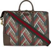 Gucci Gg Chevron Briefcase