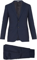 Lanvin Attitude-fit single-breasted wool suit
