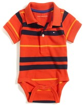 Tommy Hilfiger Final Sale- Infant Polo Onesie