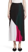 Proenza Schouler Women's Colorblock Knit Skirt