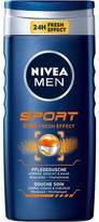 Nivea Sport for Men Shower Gel