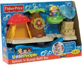 Fisher-Price Little People Splash 'n Scoop Bath Bar