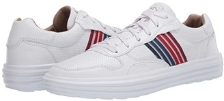 Mark Nason Shogun (White) Men's Lace up casual Shoes