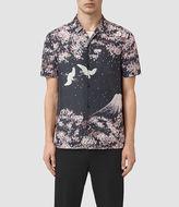 Allsaints Sakura Short Sleeve Shirt