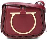 Salvatore Ferragamo 'Sabine' crossbody bag - women - Calf Leather - One Size
