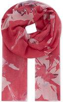 Claudie Pierlot Floral scarf