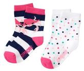 Gymboree Crab & Dot Socks