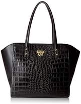 Anne Klein Total Look Large Tote Bag