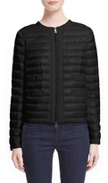 Moncler Women's 'Alose' Water Resistant Short Puffer Jacket