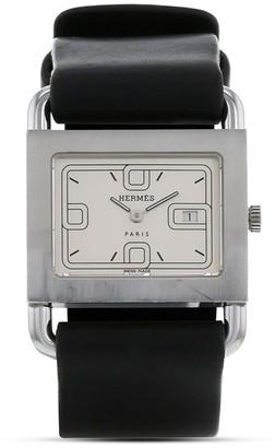 Hermes 1990 pre-owned Barenia watch