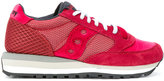 Saucony lace up trainers - women - Cotton/Suede/Polyester/rubber - 36