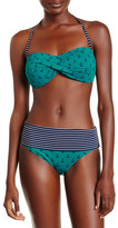 Tommy Bahama High Waist Banded Bikini Bottom
