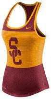 Nike Women's USC Trojans Dri-Blend Mesh Tank Top