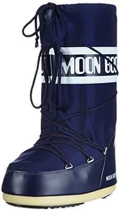Moon Boot Tecnica NylonUnisex Children Outdoor Snow Boots, Women's Snow Boots 14004400 9/11.5 UK, EU