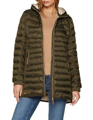 Camel Active womens 320820 Quilted Long Sleeve Jacket