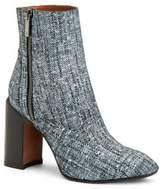Aquatalia Elisabeth Leather Booties