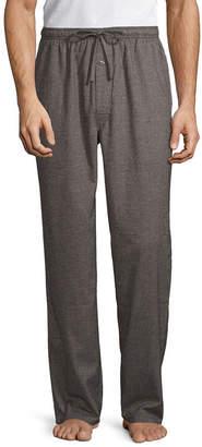 STAFFORD Stafford Mens Flannel Pajama Pants - Extra Tall