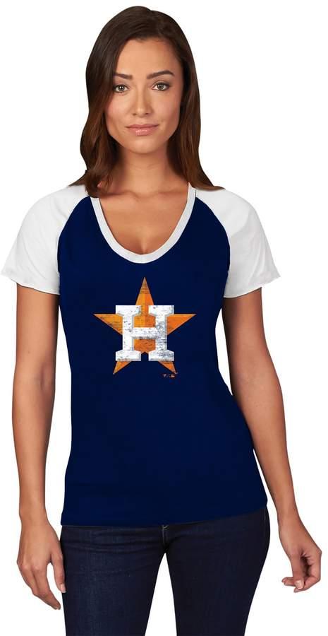 sports shoes 11a69 5d764 Astros T Shirt - ShopStyle