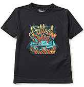 Under Armour Big Boys 8-20 Gifted Speed Short-Sleeve Tee