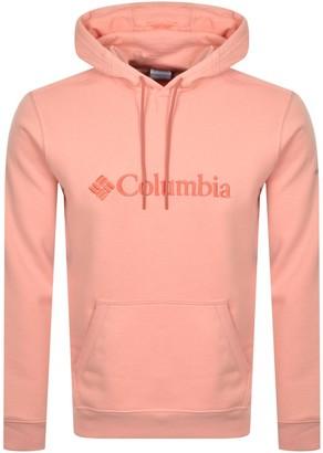 Columbia Basic Logo Hoodie Pink