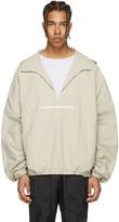 Yeezy Green Pullover Jacket