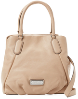 Marc by Marc Jacobs New Q Fran Medium Leather Satchel