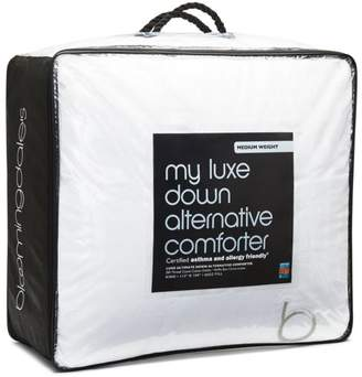 Bloomingdale's My Luxe Asthma & Allergy Friendly® Medium Weight Down Alternative Comforter, King - 100% Exclusive
