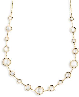 "Ippolita 18k Gold Rock Candy Lollitini Necklace 16-18"""
