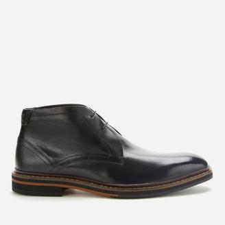Ted Baker Men's Crint Leather Desert Boots