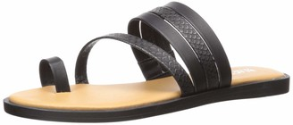 Kenneth Cole Reaction Women's Spring Toe Loop Flat Sandal