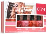 OPI 4 Piece California Dreaming Collection Kit