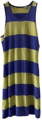 Autre Marque Blue Cashmere Knitwear