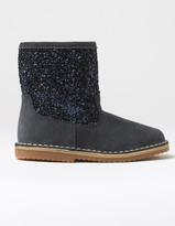 Boden Glitter Suede Boots