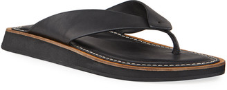 Rag & Bone Parker Flare-Sole Thong Sandals