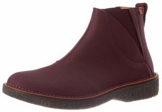 El Naturalista Women's N5570 Soft Grain Rioja/Volcano Ankle Boot 6.5 UK