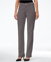 NYDJ Marilyn Corduroy Straight-Leg Pants