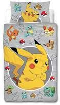 Pokemon Duvet Cover - Single