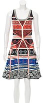 Diane von Furstenberg Patterned Ilsa Dress