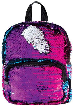 Fashion Angels S. Lab Magic Sequin Mini Backpack Multi Sliver