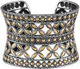 John Hardy Women's Kawung Gold & Silver Cuff Bracelet