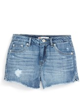 Girl's Levi's High Rise Shorty Shorts