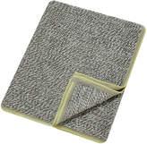 Designers Guild Floreale Natural Grande Blanket - 140x200cm