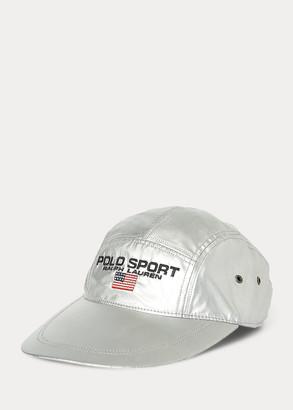 Ralph Lauren Limited-Edition Metallic Cap