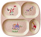 Rice Girls Circus Compartment Plate