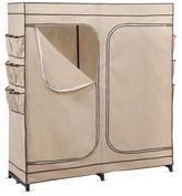 Honey-Can-Do Storage Closet with Shoe and Accessory Organizer