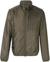Aspesi zip up padded jacket