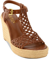 Lauren Ralph Lauren Hailey Wedge Sandals