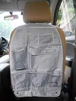 Bizbravo Car Auto Front or Back Seat Organizer Holder Multi-pocket Travel Storage Bag